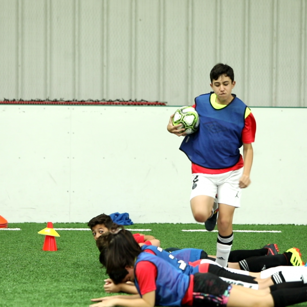 Mississauga Soccer Academy Soccer Fitness 2