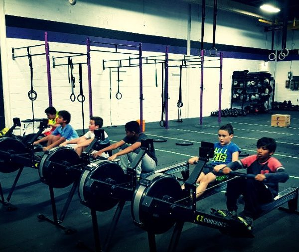Mississauga Soccer Academy Crossfit